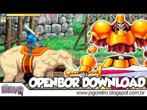 openbor games double dragon gold download