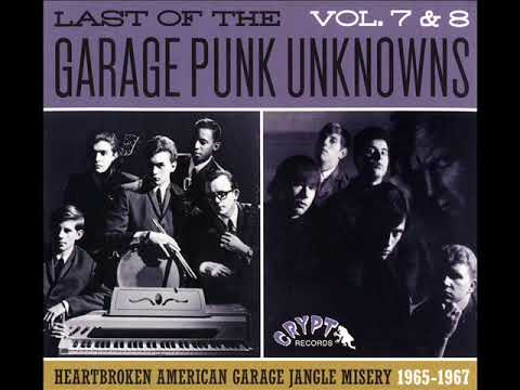 Last Of The Garage Punk Unknowns Vol 7 & 8