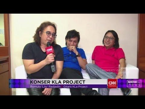 Showbiz News: KLa Project Padukan Musik Etnik dalam Konser