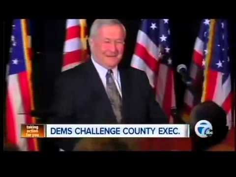 Democrats challenge Oakland Co. Exec.