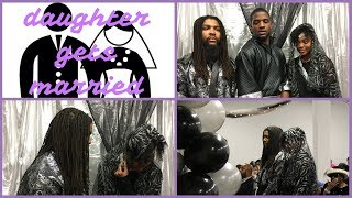 Daughter Gets Married another IUIC Ohio Wedding Feast
