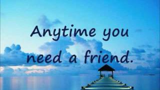 any time you need a friend.wmv