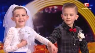Саша Павленко и Никита Якубовский - А ты меня любишь? - Танец