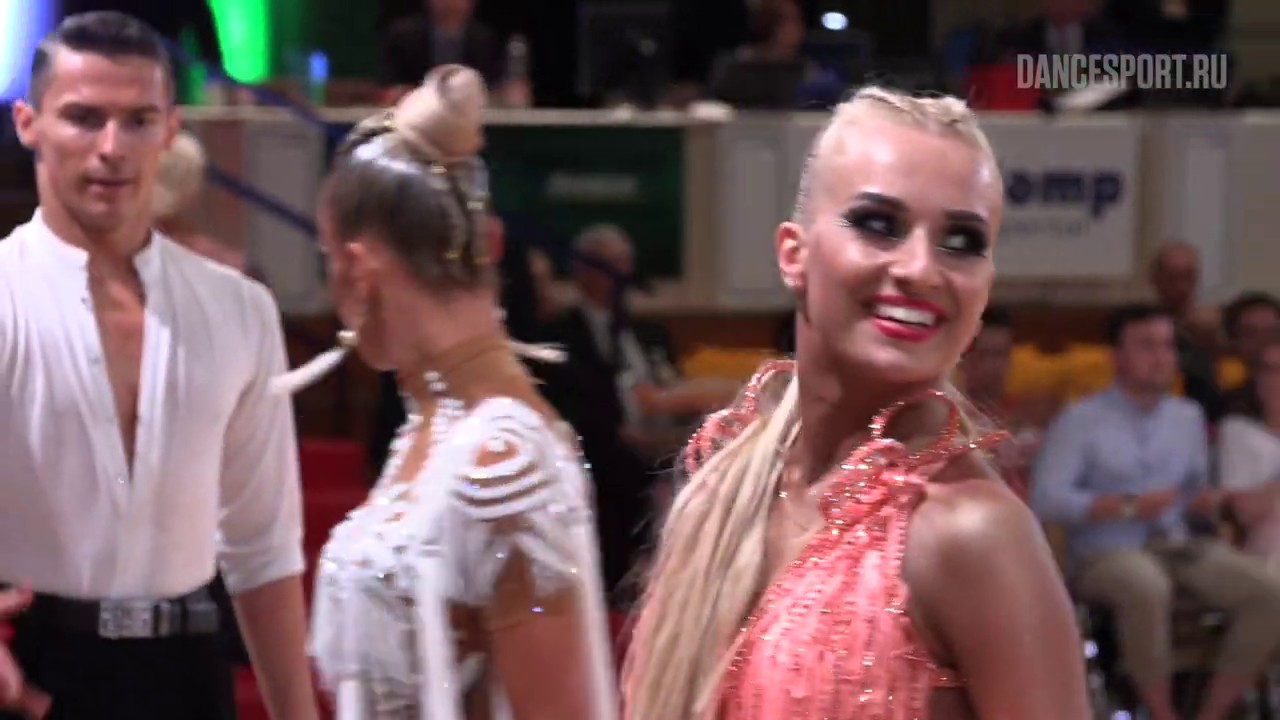 Anastasia Dumitrescu winson tam - anastasia novikova can, pasodoble, dancecomp wuppertal 2019