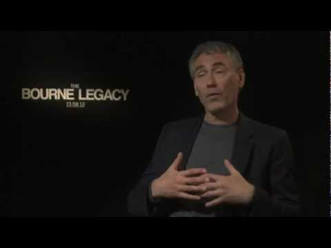 Tony Gilroy   The Bourne Legacy  Empire Magazine