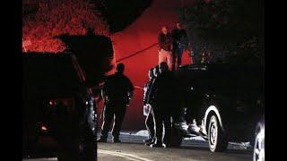 شاهد: اشتباكات مسلحة بين مناصري #سعد_الحريري و #بهاء_الحريري في #طريق_الجديده