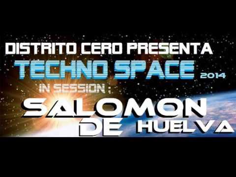 SALOMON DE HUELVA techno live SESION