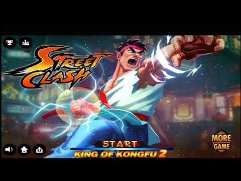 King Of Kungfu 2 : Street Clash Android Game Gameplay