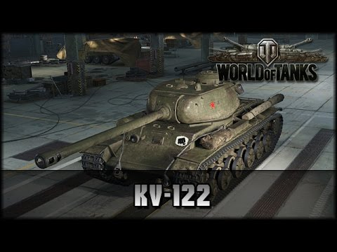 World of Tanks - Live: KV-122 - Premium [ deutsch | gameplay ] from YouTube · Duration:  12 minutes 21 seconds