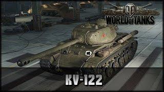 world of tanks live kv 122 premium deutsch   gameplay