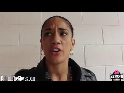 "Amanda Serrano: ""I will be World Champion Again!"""