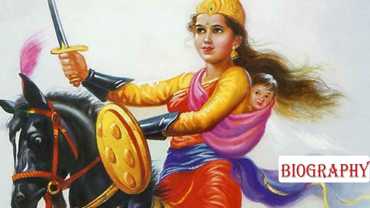lakshmibai the rani of jhansi biography youtube