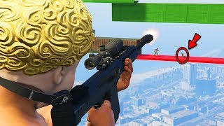 SNIPERS VS RUNNERS IMPOSSIBLE !