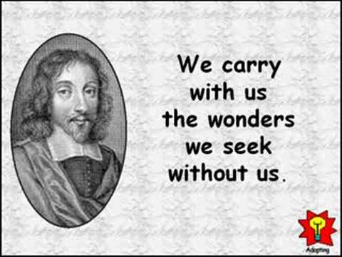 Creative Quotations from Thomas Browne for Oct 19