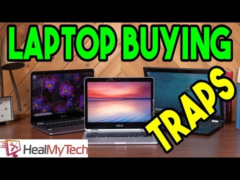 Laptop Buying Traps To Avoid |  Laptop Buying Guide 2019 At Currys PcWorld | Black Friday 2018