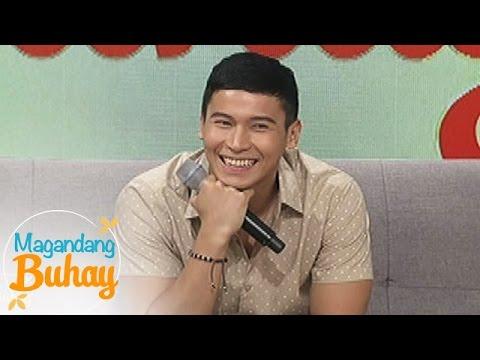 Magandang Buhay: Enchong's nickname