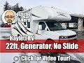 Used 2013 Thor Chateau Used Class C Motor Home
