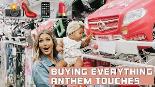 BUYING EVERYTHING MY BABY TOUCHES! | Paige Danielle