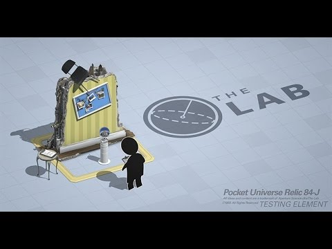 THE LAB - 2 Girls 1 Let's Play Gameplay Walkthrough