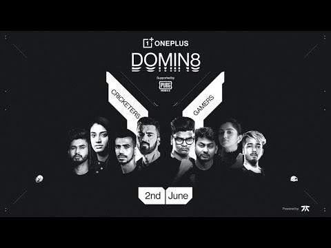 OnePlus Domin8 ft. KL Rahul | Yuzi Chahal | Dynamo | Sc0ut | OnePlus 8 Pro 5G Giveaway!