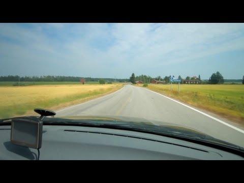 Road trip - Finland, Yläne - Oripää