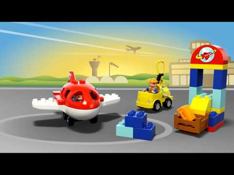 LEGO DUPLO - 10590 Аэропорт