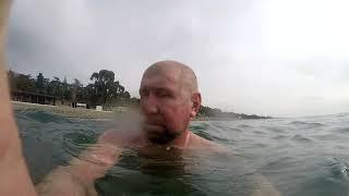 25 февраля. Наземлю и открываю купальный сезон. В ожидании весны