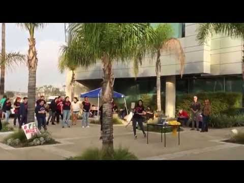 California State University Student Protest Tuition Hike  Increase @Trustee Meeting