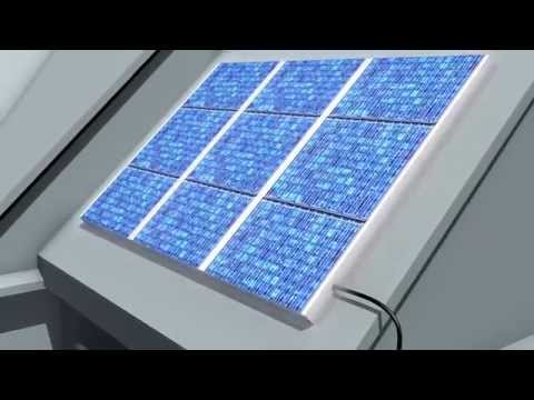 How Home Solar Power System Works