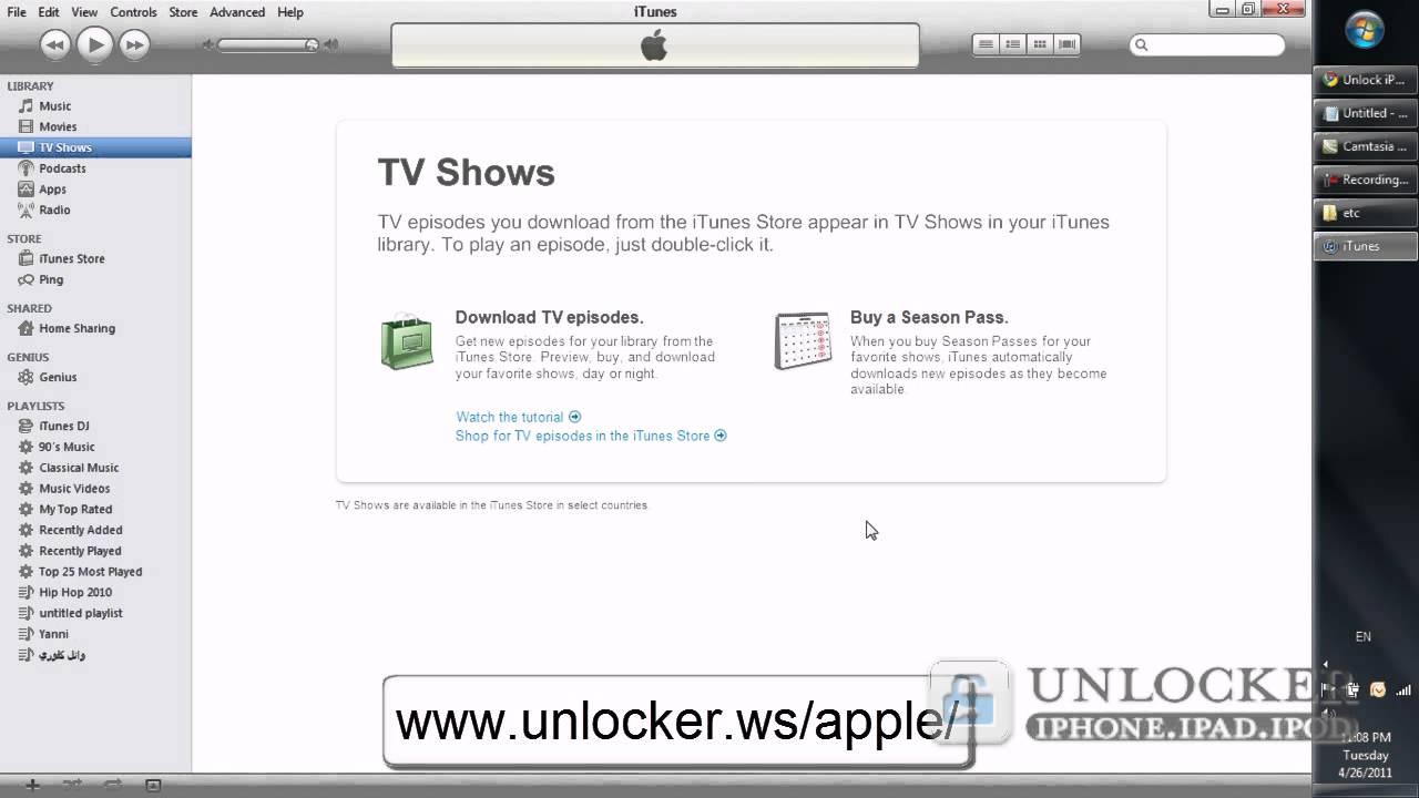 How to Fix iTunes error 3194 in windows iOS 4 3 2 4 3 1 4 2 1 iPhone iPod  iPad avi