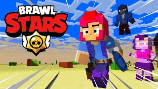 Minecraft Animation Brawl Stars Coltand39s Girlfriend Drama