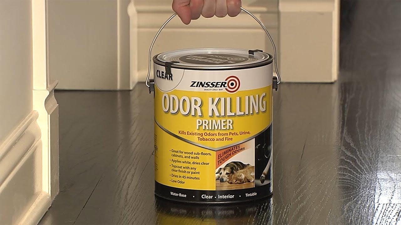 Zinsser Odor Killing Primer