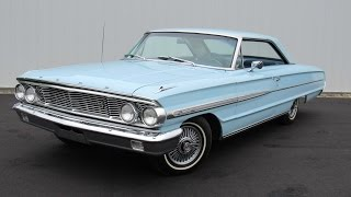 1964 Ford Galaxie 500 For Sale or Trade