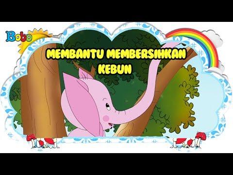 Membantu Membersihkan Kebun - Bona Rongrong - Dongeng Anak Indonesia - Indonesian Fairytales