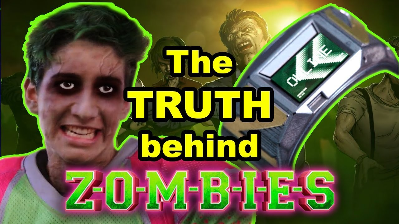 Download Disney Z-O-M-B-I-E-S: The SECRET Behind The Zombies and the Z-Bands!! | Alice Bunny
