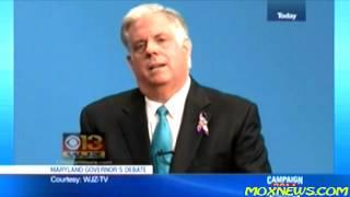 LARRY HOGAN vs ANTHONY BROWN Maryland Gubernatorial Debate