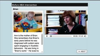 New online tool for parents of children with autism