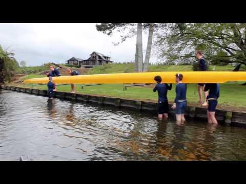 Auckland Grammar Rowing Club Recruitment Video 2015