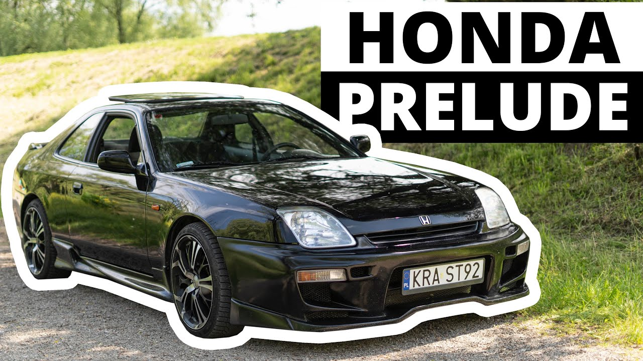 Honda Prelude V 2.2 - biorę winę na siebie