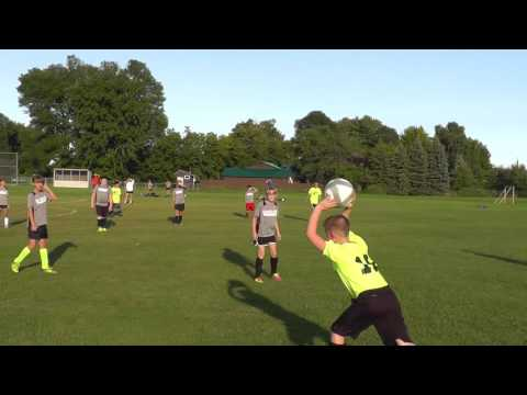 Champlain-Rouses Point - Mooers PeeWee Soccer  9-6-16