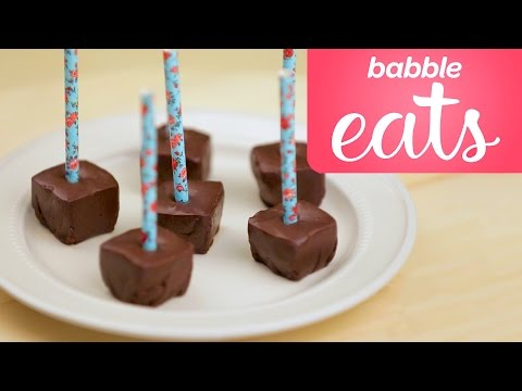 Chocolate Wine & Coffee Cubes | Babble
