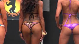 Perfect Hot Bikini Ass Contest