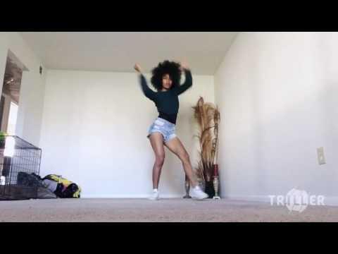 Miss Mulatto  -  I Got Moves Challenge - Usher Raymond Challenge -
