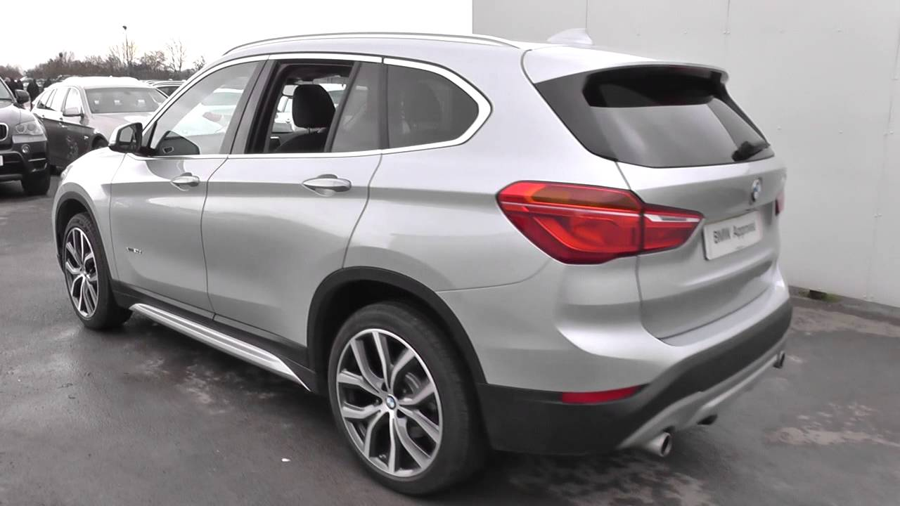 bmw x1 xdrive 20d xline 5dr step auto u20669 youtube. Black Bedroom Furniture Sets. Home Design Ideas