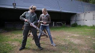 Стрельба из ружья: мастер-класс Татьяны Пановой