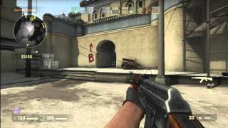 counter Strike Global Operations comeback game play