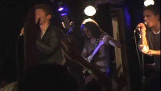 "2 am Club ""Faster Babe"" and ""Same Night Sky""  07/07/10 live"