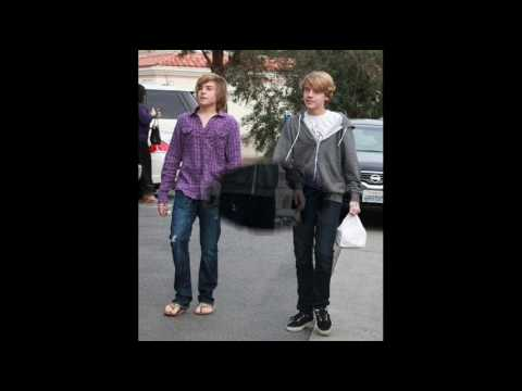 Dylan And Cole Sprouse In Calafornia! NEW PICTURES!
