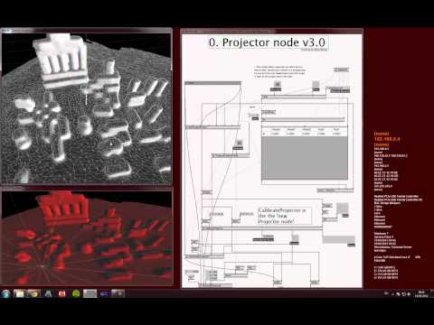 VVVV Tutorials Mapping 3D | vvvv