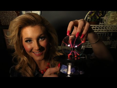 🎁 Ms. Miracle's Holiday Curse Removal #6 of 7: Star Wars Force Energy Ball (Binaural ASMR Role Play)